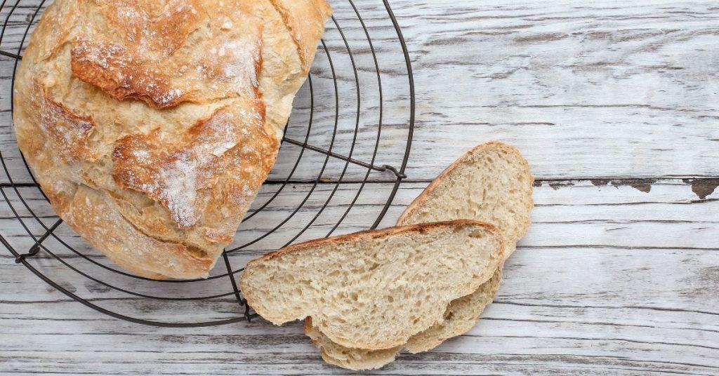 Sliced Crusty Artisan Amish Friendship Bread